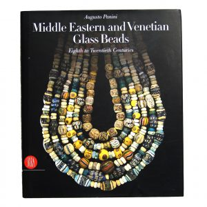 MIDDLE EASTERN AND VENETIAN GLASS BEADS - AUGUSTO PANINI - SKIRA EDITORE - PPG. 294